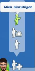 Aliens im Erstelle einen Sim (CaS) erzeugen