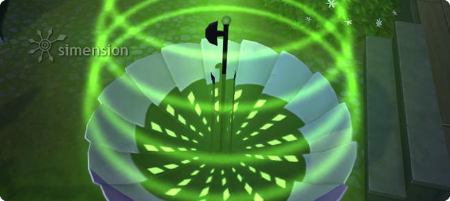 Sims 4 Erfindung Satellitenschüssel der Wissenschaftler