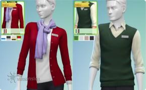Sims 4 Geschäftsvorteil Pfiffiges Shirt