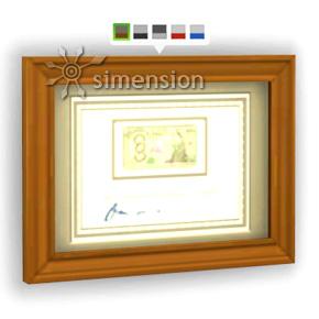 """Sims 4 Geschäftsvorteil Plakette """"Mein erster Simoleon"""""""