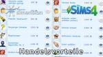 Sims 4 Handelsvorteile für den Einzelhandel