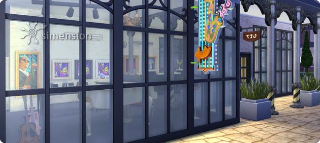 Einen Einzelhandel kaufen in Die Sims 4