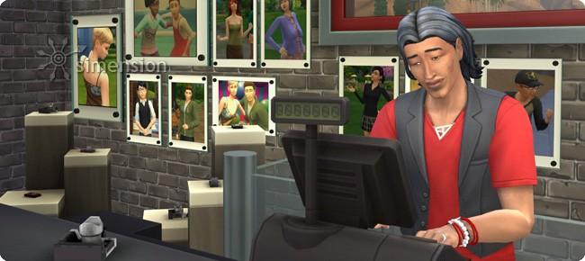 Sims 4 Fähigkeit Fotografie für eigenes Fotogeschäft nutzen
