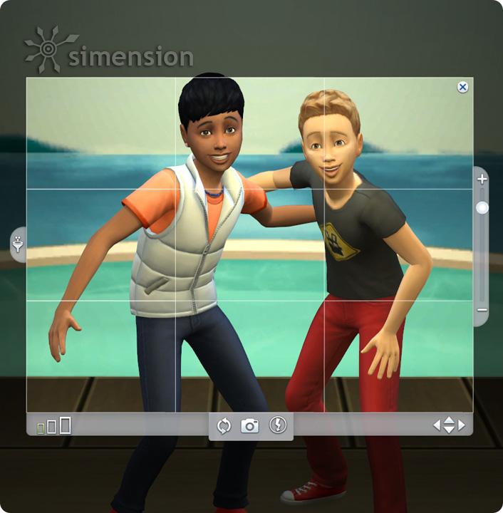 Sims 4 Fotos Machen