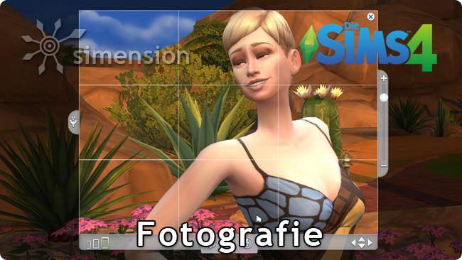 Sims 4 Fähigkeit Fotografie
