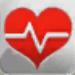 Symbol für diagnostizierte Patienten