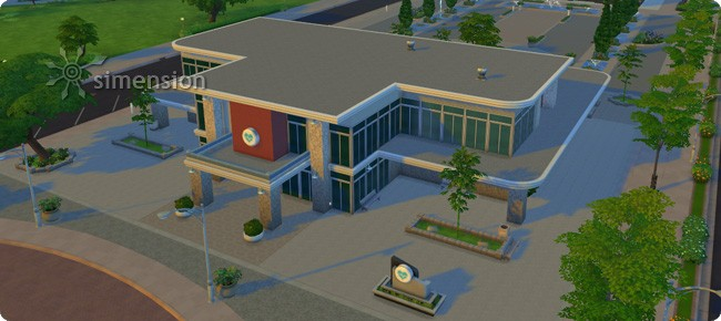 Sims 4 Krankenhaus