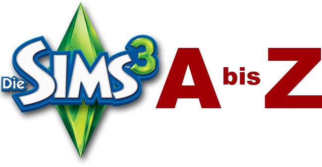 Die Sims 3 von A bis Z
