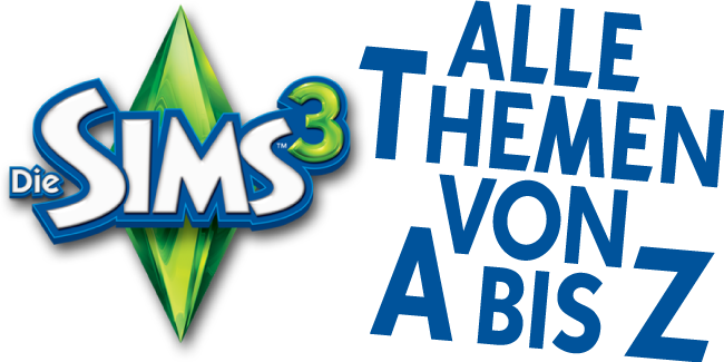 Die Sims 3 Spielführer von A bis Z
