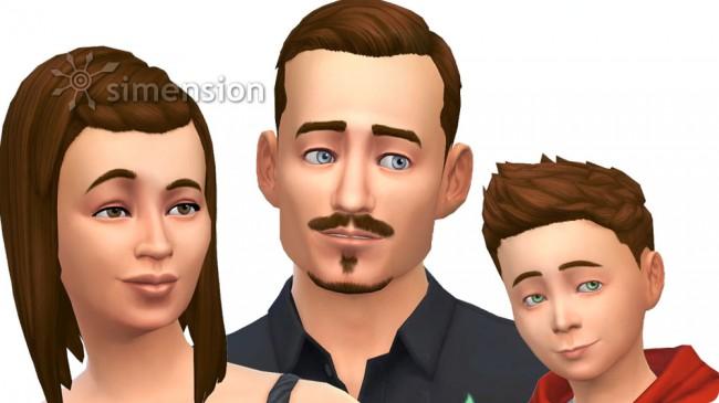 neue Frisuren aus Die Sims 4 Sonnenterrassen-Accessoires
