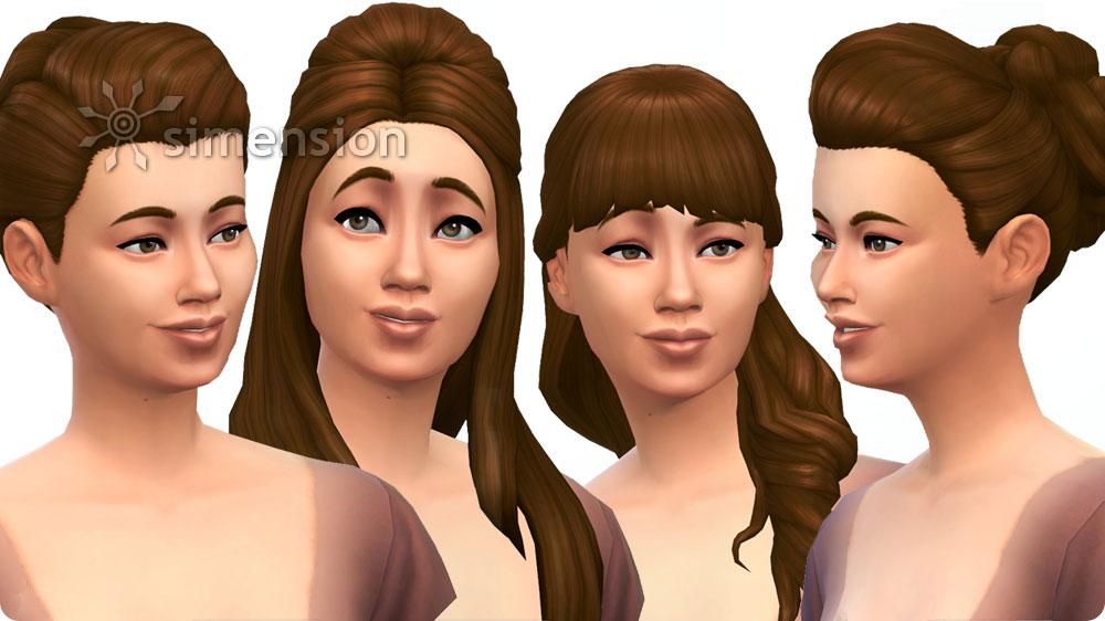 Sims 3 mehr frisuren