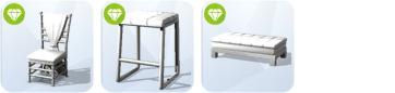 Die Sims 4 Party-Luxus-Accessoires - neue Komfort-Objekte