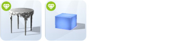 Die Sims 4 Party-Luxus-Accessoires - neue Oberflächen