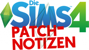 Die Sims 4 Patchnotizen