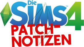 Die Sims 4 Patchnotizen