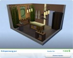 Sims 4 Wellness-Tag: Gestaltetes Zimmer Entspannung pur