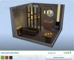 Sims 4 Wellness-Tag: Gestaltetes Harmonisches Bad