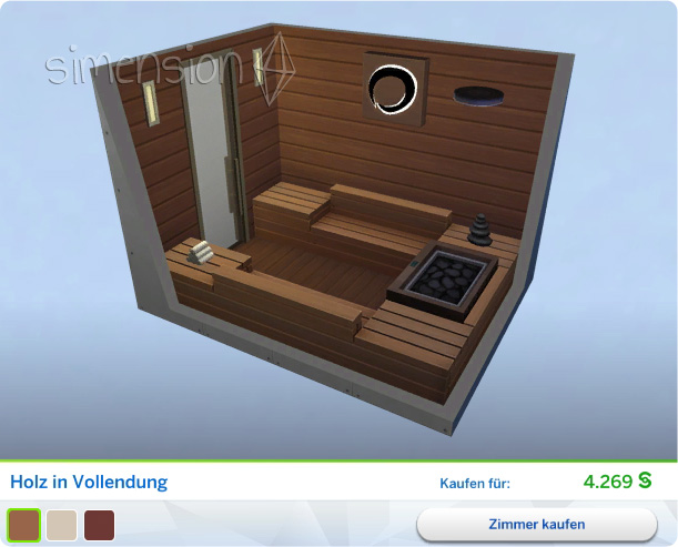 die sims 4 wellness tag simension. Black Bedroom Furniture Sets. Home Design Ideas