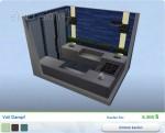 Sims 4 Wellness-Tag: Gestaltete Sauna Voll Dampf