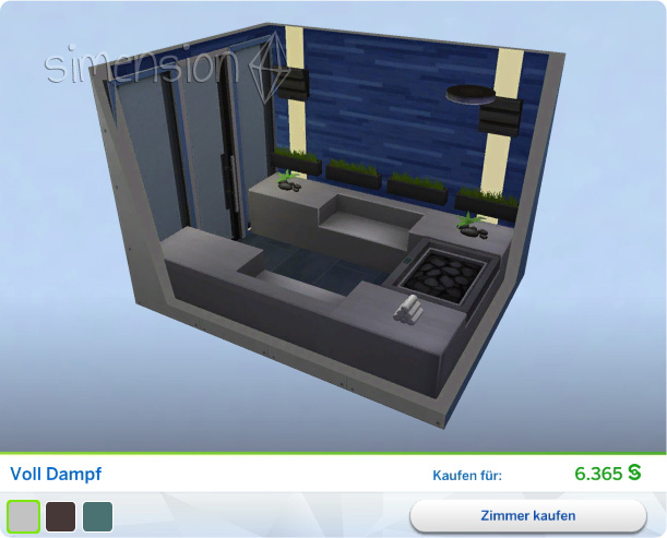 Die Sims 4 Wellness-Tag - simension