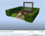 Sims 4 Wellness-Tag: Gestalteter Garten Zurück zu den Wurzeln