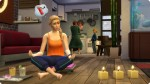 Die Sims 4 Wellness-Tag mit Meditation
