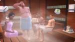Die Sims 4 Wellness-Tag mit Sauna