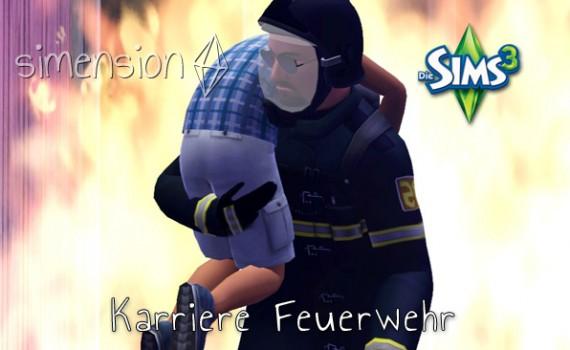 Sims 3 Karriere Feuerwehr