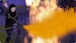 Feuerlöscher im Einsatz nach dem Upgrade mit veränderter Farbe