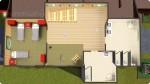 Appaloosa Plains Feuerwache Grundriss Dachgeschoss
