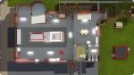 Twinbrooks Feuerwache Erdgeschoss