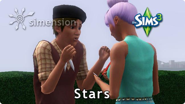 Die Sims 3 Stars