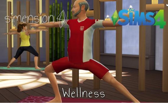 Die Sims 4 Fähigkeit Wellness