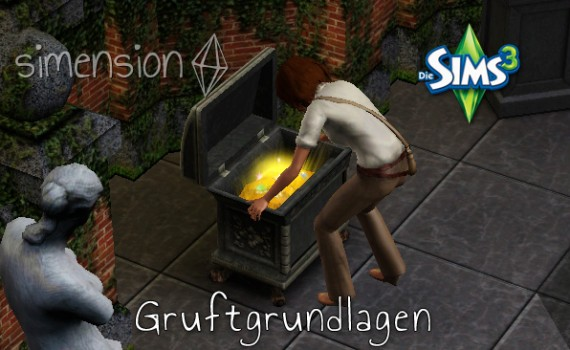 Die Sims 3 Gruftgrundlagen