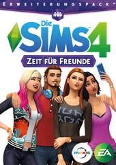 Die Sims 4 Zeit für Freunde Cover