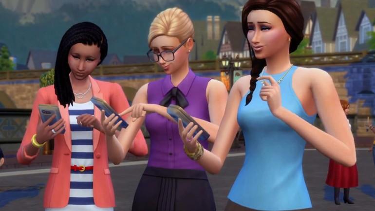 Die Sims 4 Zeit für Freunde mit Sozialen Gruppen