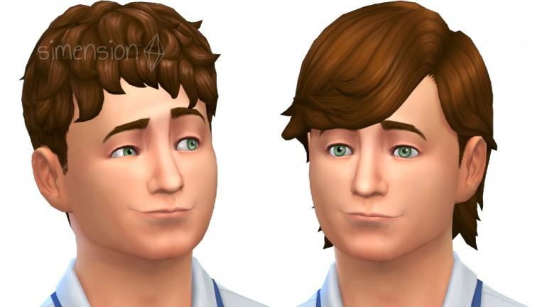 Coole Küchen Accessoires mit 2 neuen Frisuren für Männer