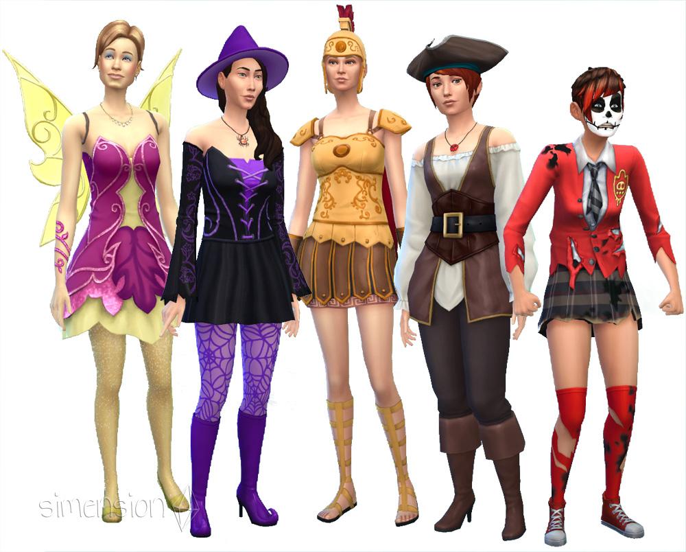 Sims 3 kuche