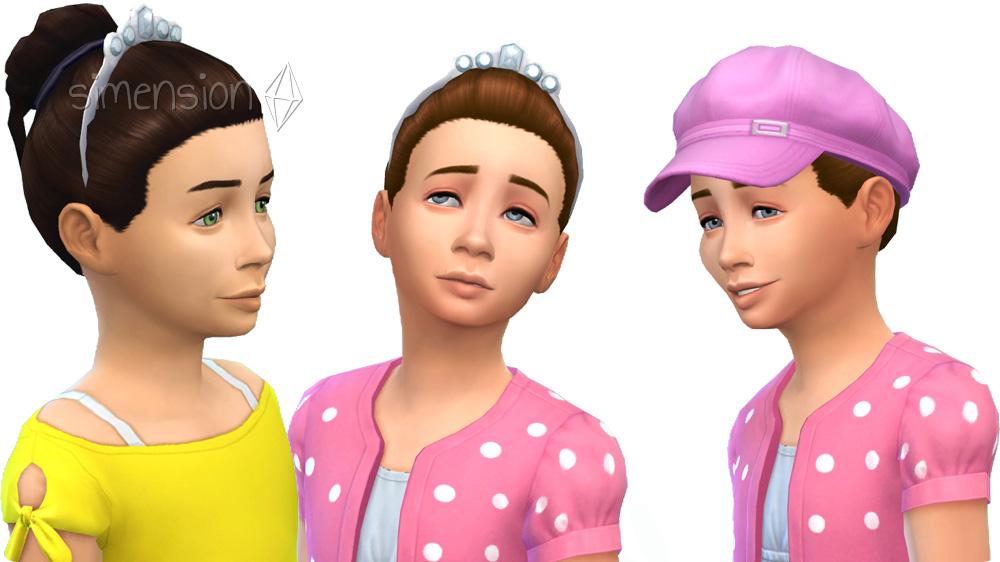 Die sims 4 neue frisuren