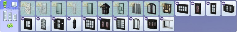 Die Sims 4 Zeit für Freunde Baumodus mit neuen Fenstern