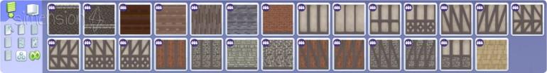 Die Sims 4 Zeit für Freunde Baumodus mit neuen Wänden