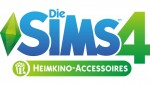 Die Sims 4 Heimkino-Accessoires