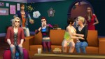 Offizieller Screenshot zu Die Sims 4 Heimkino-Accessoires