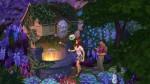 Offizieller Screenshot zu Die Sims 4 Romantische Garten-Accessoires