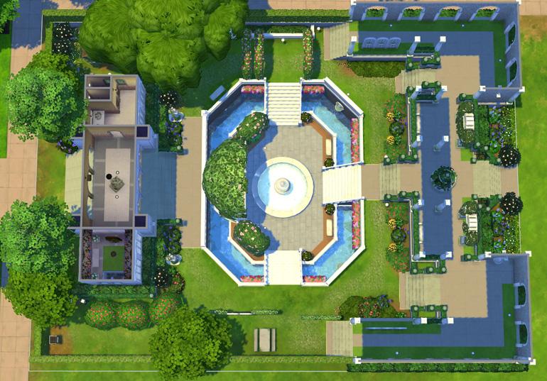 Neues Grundstück Verlorene Gärten Der Heilung Simension