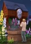 Die Sims 4 Wunschbrunnen mit neutralem Ergebnis