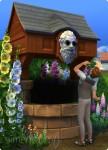 Die Sims 4 Wunschbrunnen mit tödlichem Ergebnis