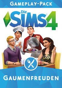 Die Sims 4 Gaumenfreuden Cover