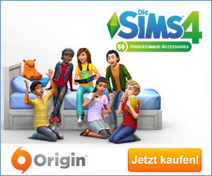 Die Sims 4 Kinderzimmer-Accessoires auf Origin kaufen