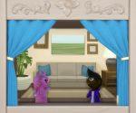 Die Sims 4 Puppentheater: Aufführung Mein Plüschmonster